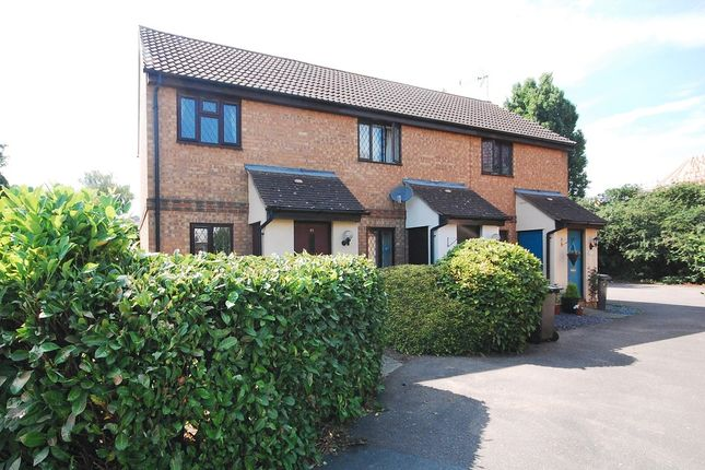 Thumbnail End terrace house for sale in Vellacotts, Broomfield, Chelmsford