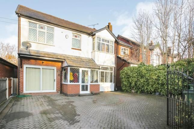 Detached House For Sale In Compstall Road Romiley Stockport Cheshire