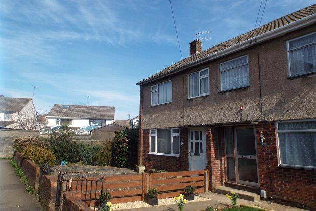 Thumbnail End terrace house to rent in Prospect Crescent, Bristol