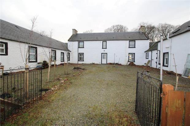 Thumbnail Detached house to rent in Hurlford, Kilmarnock, East Ayrshire