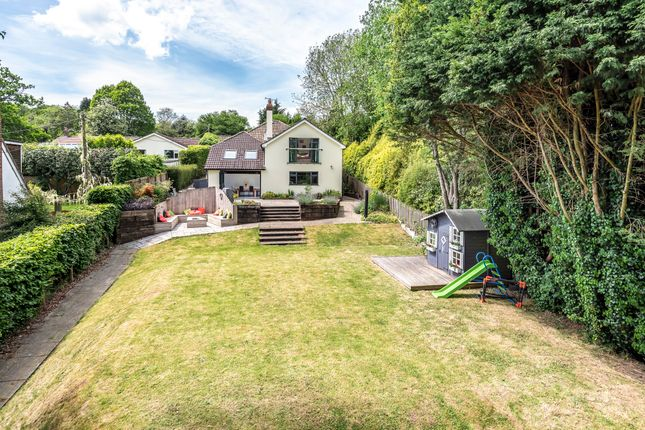 Thumbnail Detached house for sale in Upper Soldridge Road, Medstead, Hampshire
