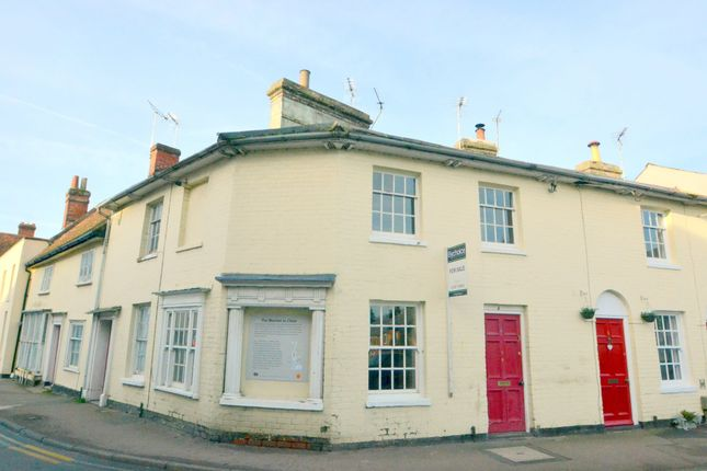 Thumbnail Terraced house for sale in Well Lane, Clare, Sudbury