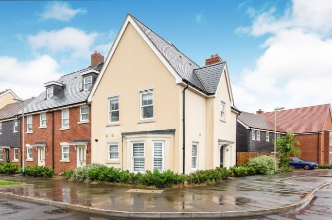 Thumbnail Semi-detached house for sale in Sherrington Grove, Biggleswade, Bedfordshire, England
