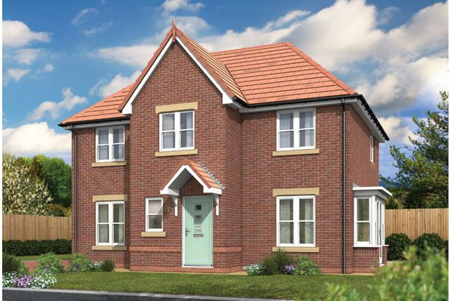 Thumbnail 4 bed detached house for sale in The Alderley Bollin Meadow Chester Road, Macclesfield