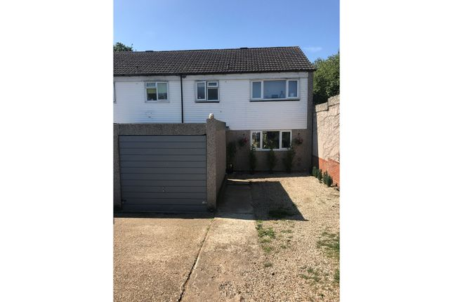 Thumbnail End terrace house for sale in Tithelands, Harlow