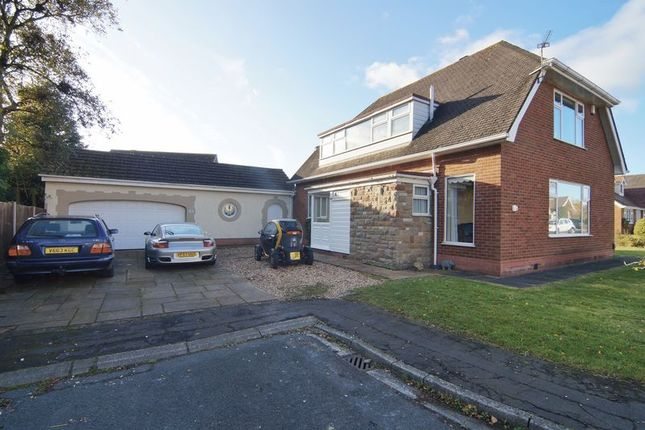 Thumbnail Detached house for sale in Manor Way, Wrea Green, Preston