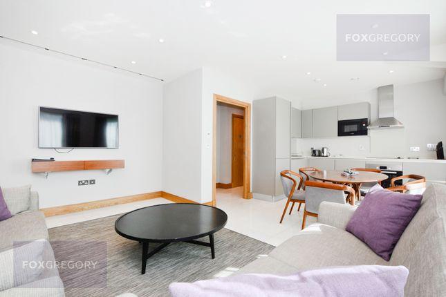 Thumbnail Flat to rent in Belsize Road, Kilburn, Camden