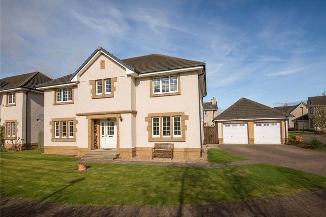 Thumbnail Detached house for sale in Tranter Road, Aberlady, Longniddry