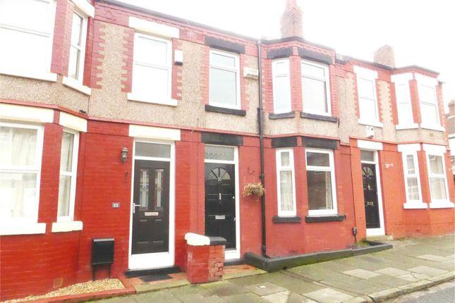 Thumbnail Shared accommodation to rent in Trafalgar Drive, Bebington, Merseyside