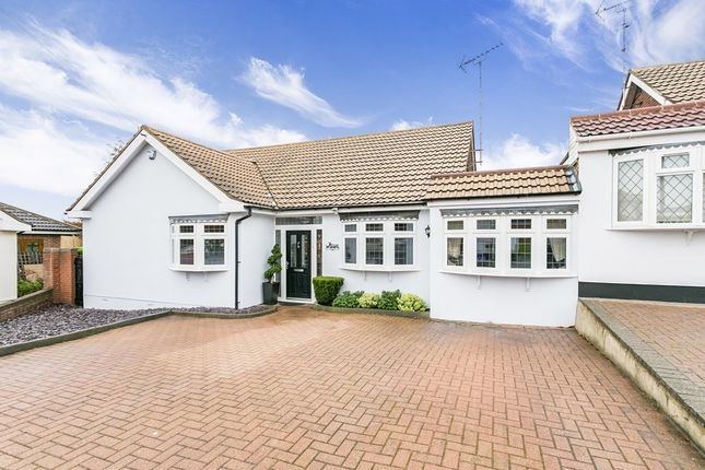 Thumbnail Bungalow for sale in Hainault Grove, Chigwell