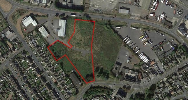 Thumbnail Land for sale in Manby Hall Business Park, Hall Park Road, Manby Road, Immingham, North East Lincolnshire