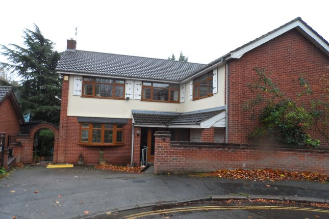 Thumbnail Detached house to rent in Wemyss Gardens, Wollaton, Nottingham