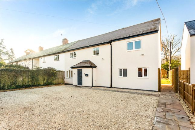 Thumbnail End terrace house for sale in The Nashes, Clifford Chambers, Stratford-Upon-Avon, Warwickshire