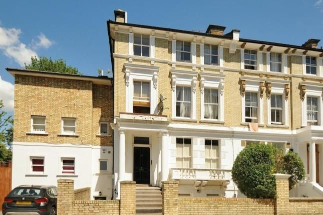 Thumbnail Flat to rent in Mortimer Crescent, Queens Park, London
