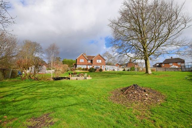 Thumbnail Detached house for sale in Lewes Road, Ridgewood, Uckfield