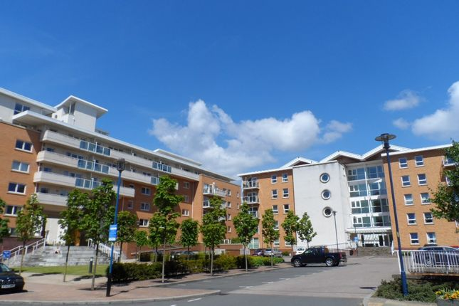 Thumbnail Flat for sale in Nice House, Cardiff Bay, Cardiff