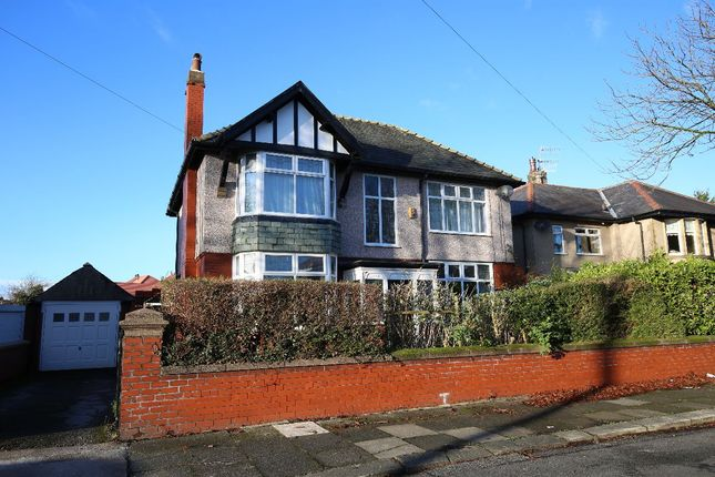 Thumbnail Detached house for sale in Sunnyfield Avenue, Bare, Morecambe