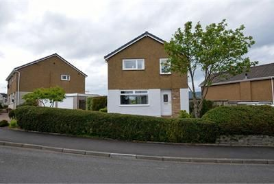 Thumbnail Detached house to rent in Eskhill, Penicuik