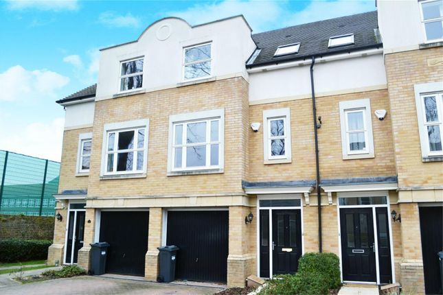 Thumbnail Town house to rent in Meadowbank Close, Osterley, Isleworth