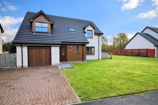 Thumbnail Detached house for sale in Carn Elrig View, Aviemore