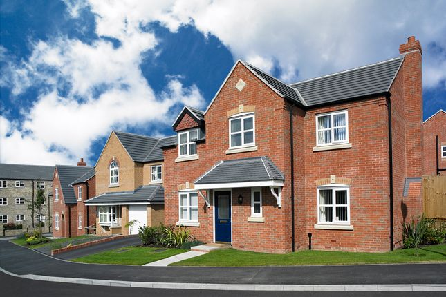 Thumbnail Detached house for sale in Rectory Lane, Standish, Greater Manchester