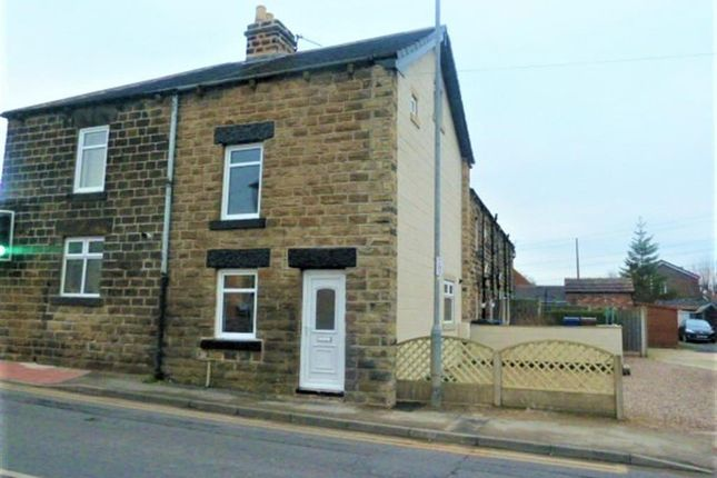 2 bed terraced house to rent in Barugh Lane, Barugh Green, Barnsley S75