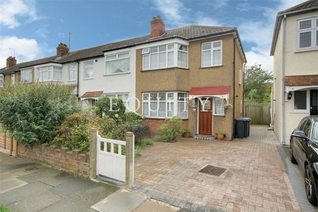 3 bed end terrace house for sale in Chailey Avenue, Enfield