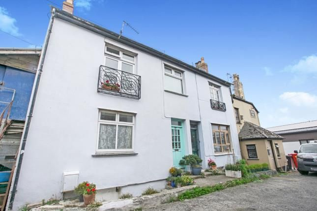 Thumbnail End terrace house for sale in Newlyn, Penzance, Cornwall