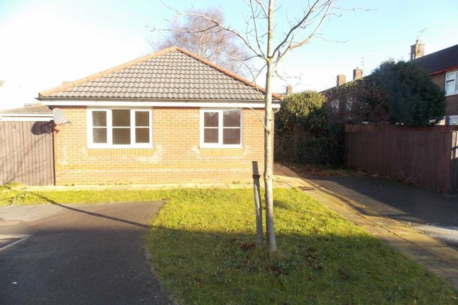 Thumbnail Bungalow to rent in Newick Park, Kirkby, Liverpool
