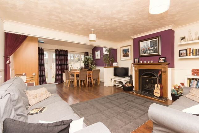 Thumbnail Terraced house for sale in Millway, Chudleigh, Newton Abbot