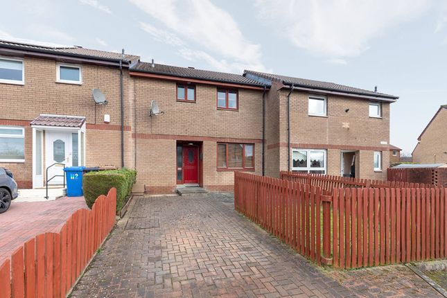 Thumbnail Terraced house for sale in Falcon Brae, Ladywell, Livingston, West Lothian