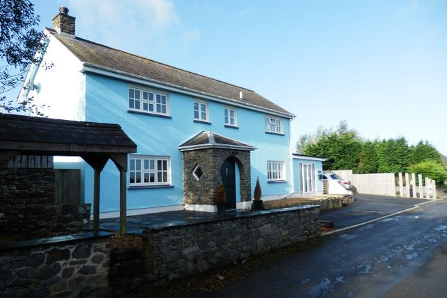 Thumbnail Detached house for sale in Ffosyffin, Nr Aberaeron
