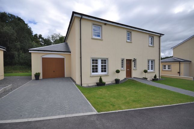 Thumbnail Terraced house for sale in The Steadings At Sundrum Castle Estate, Ayr