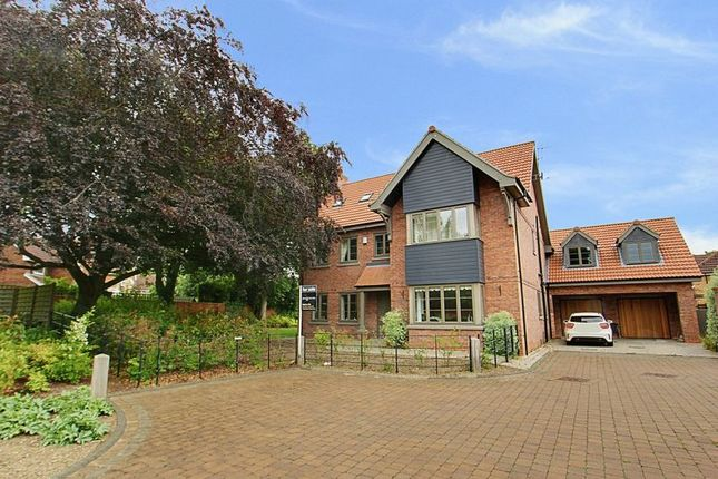 Thumbnail Detached house for sale in The Haven, Walkington, Beverley