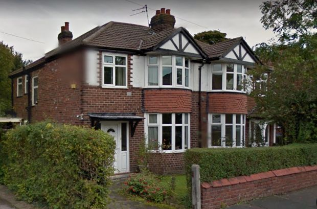 Thumbnail Bungalow to rent in Brookash Road, Manchester