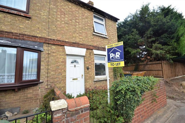 Thumbnail Cottage to rent in Ampthill Road, Maulden, Bedford