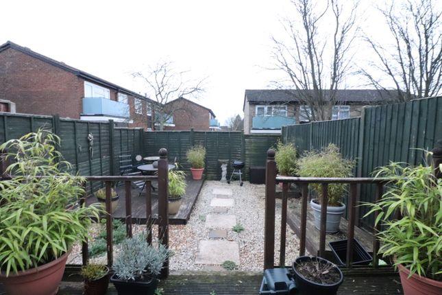 Rear Garden of Alfriston Close, Luton LU2