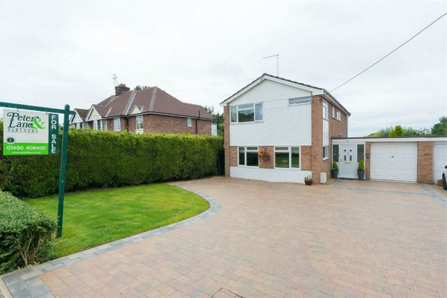 Thumbnail Detached house for sale in Great Paxton, St Neots, Cambridgeshire