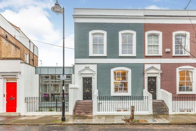 2 bed terraced house for sale in Rydon Street, Islington N1