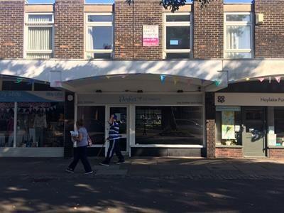 Thumbnail Retail premises to let in 7 The Row, Hoylake