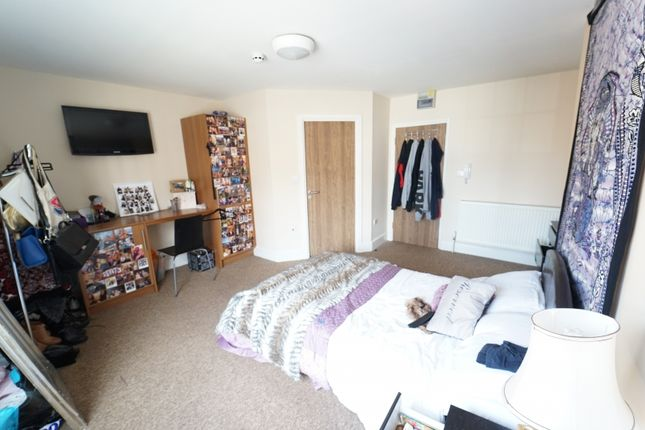 Thumbnail Flat to rent in Standard Hill, City Centre, Nottingham