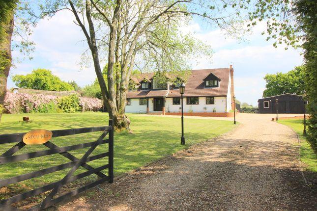 Thumbnail Detached house for sale in Alton Lane, Four Marks, Hampshire