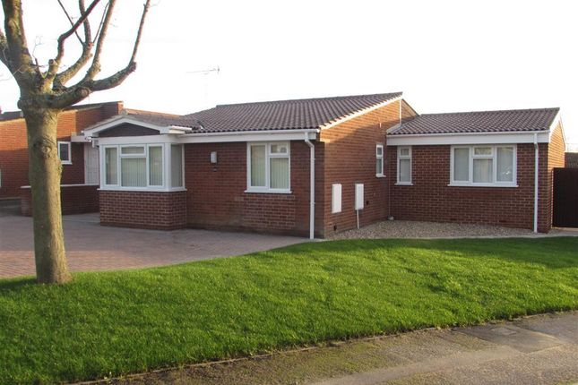 Thumbnail Bungalow to rent in Hurst Park Road, Twyford, Reading