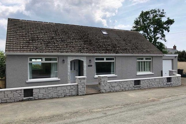 Thumbnail Bungalow for sale in High Mead, Wiston, Haverfordwest