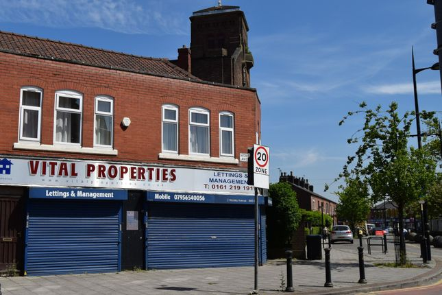 Thumbnail Flat to rent in Worsley Avenue, Moston, Manchester