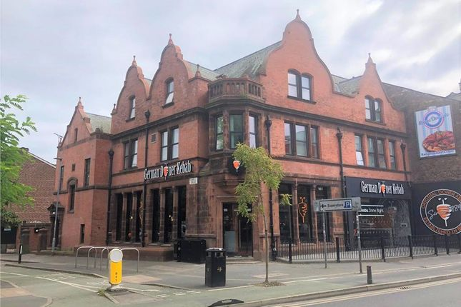 Thumbnail Commercial property for sale in 311-313 Wilmslow Road, Fallowfield, Manchester, Greater Manchester