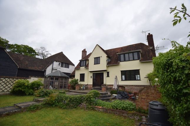 Thumbnail Detached house to rent in Church End, Broxted, Broxted