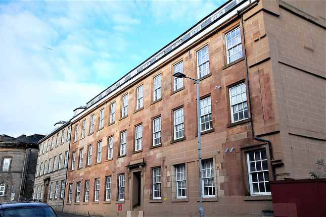 Thumbnail Flat for sale in George Street, Paisley