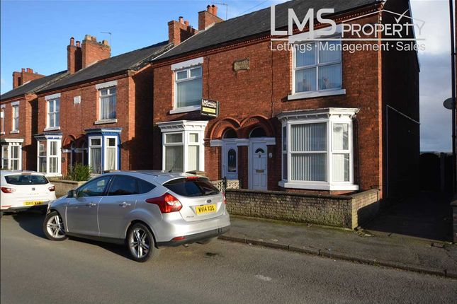 3 bed semi-detached house for sale in Gladstone Street, Winsford