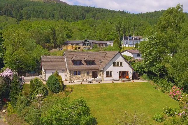 Thumbnail Detached house for sale in Tarbet, Arrochar
